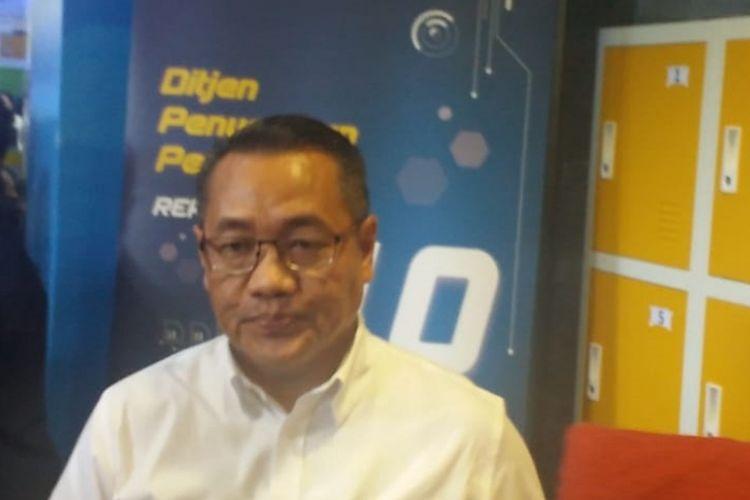Direktur Jenderal Penyediaan Perumahan Kementerian PUPR Khalawi Abdul Hamid.
