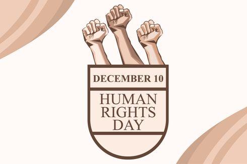 Diperingati Tiap 10 Desember, Ini Sejarah Hari HAM Internasional