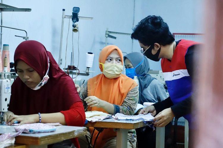 Pertamina menyelenggarakan ajang pameran virtual produk UMKM bertajuk Pertamina SMEXPO 2020 (Dok. Pertamina)