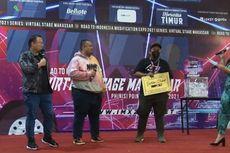 Jeep Rubicon Jadi Pemenang Golden Ticket, Siap Berangkat ke Jakarta