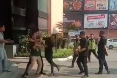 Viral Video Sekuriti Mal di Medan Pukul Driver Ojol, Ini Duduk Perkaranya