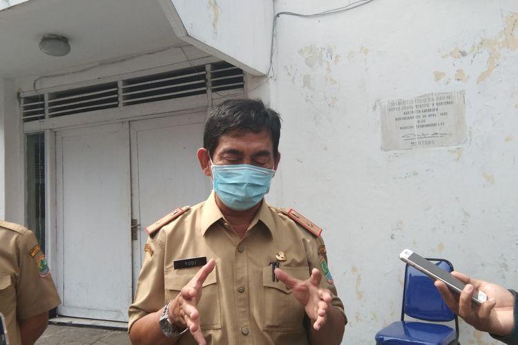 Kepala Disdukcapil Karawang Yudi Yudiawan