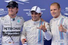 Massa dan Williams Singkirkan Mercedes dari