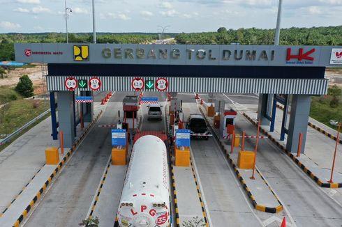 Tiga Hari Libur, 366.566 Kendaraan Melintas di Tol Trans-Sumatera