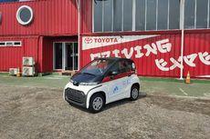 Bahas Eksterior Mobil Listrik Mini Toyota C+Pod