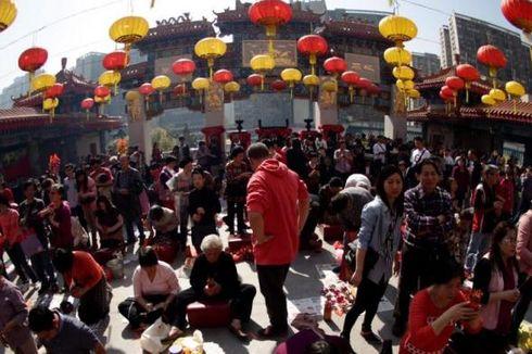 Kuil di Hongkong, dari Doa hingga Meramal Masa Depan