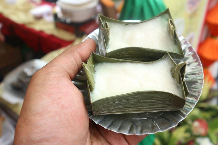 Kue Popaco, kuliner khas Gorontalo.