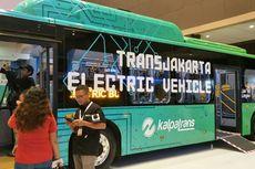 Bus Listrik Akan Melintas di Luar Jalur Transjakarta Saat Uji Coba