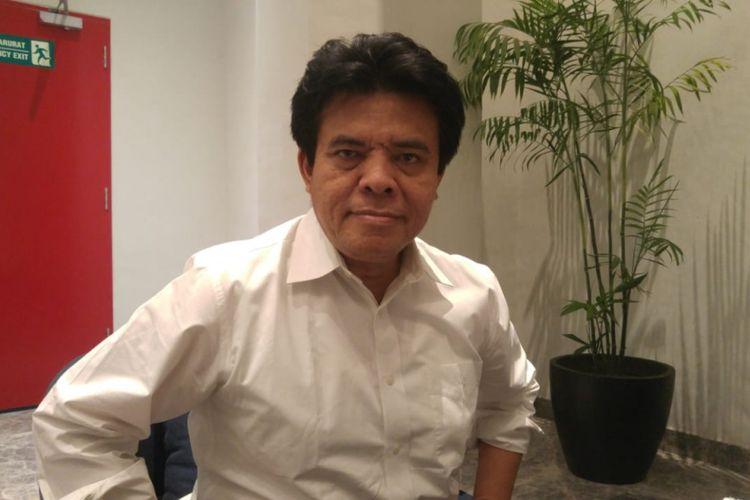 Direktur Jenderal Perhubungan Udara Kementerian Perhubungan Agus Santoso
