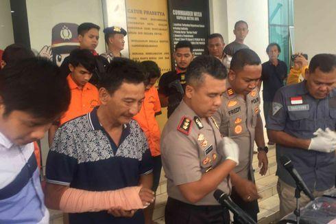 Tiga Pelaku Perampokan Sopir Taksi