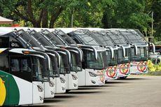 2 Bulan Tak Beroperasi akibat PSBB, PO Bus NPM Bertahan Tak PHK Karyawan