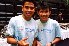Pesepak Bola Muda Mau Berprestasi, Ikut Tiga Cara Ini