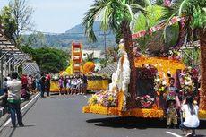 Agustus Ini ke Sulawesi Utara, Ada Festival Bunga Tomohon