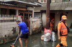 Pengungsi Banjir di Cililitan Kembali ke Rumah, tetapi Posko Pengungsian Tetap Siaga