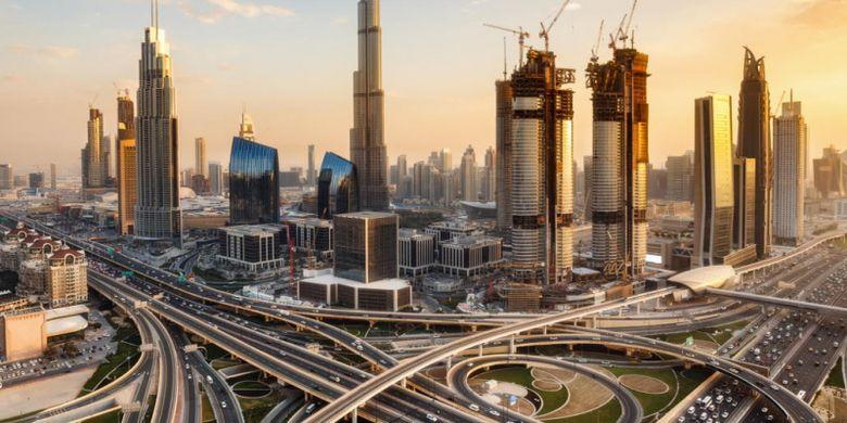 Ilustrasi Dubai