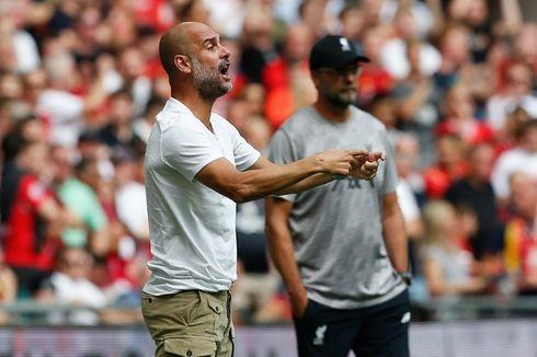 Pep Guardiola Bicara soal Man City Tertinggal 5 Angka dari Liverpool