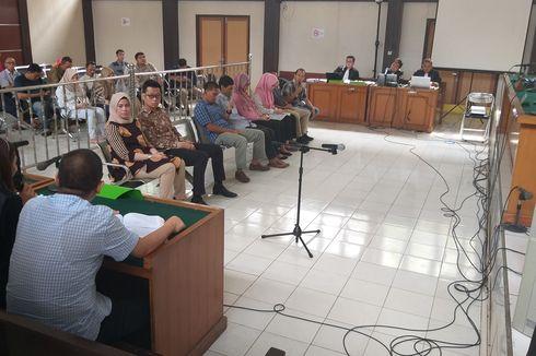 Sidang Suap Bupati Muara Enim, Jaksa KPK Hadirkan 9 Saksi