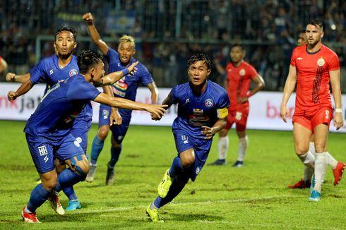 Persebaya Vs Arema FC, Laga Pramusim yang Penting bagi Singo Edan