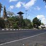 Ngotot Keluar Saat Nyepi, Bule Dirantai di Bali