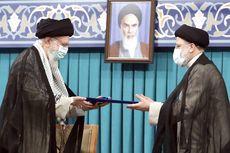 """Resmi Jadi Presiden Baru, Ebrahim Raisi Bertekad Lepaskan Iran dari """"Penindasan"""" AS"""