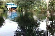 4 Desa di Kepulauan Meranti Terendam Banjir akibat Kanal Meluap