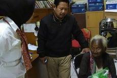 Nenek Supini yang Dipaksa Mengemis: Saya Mau Pulang..