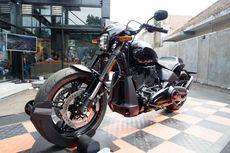 Harga Harley Davidson Turun, Target Naik