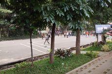 Kericuhan Saat Demo di Bandung, Sejumlah Orang Ditangkap