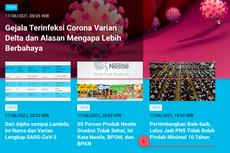 [POPULER TREN] Gejala Virus Corona Varian Delta dan Bahayanya | Formasi CPNS 2021