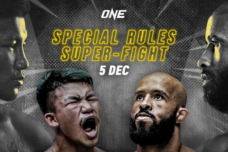 ONE Championship akan menggelar event bertajuk ONE X yang salah satu duelnya mempertemukan Demetrious Johnson dan Rodtang Jitmuangnon.
