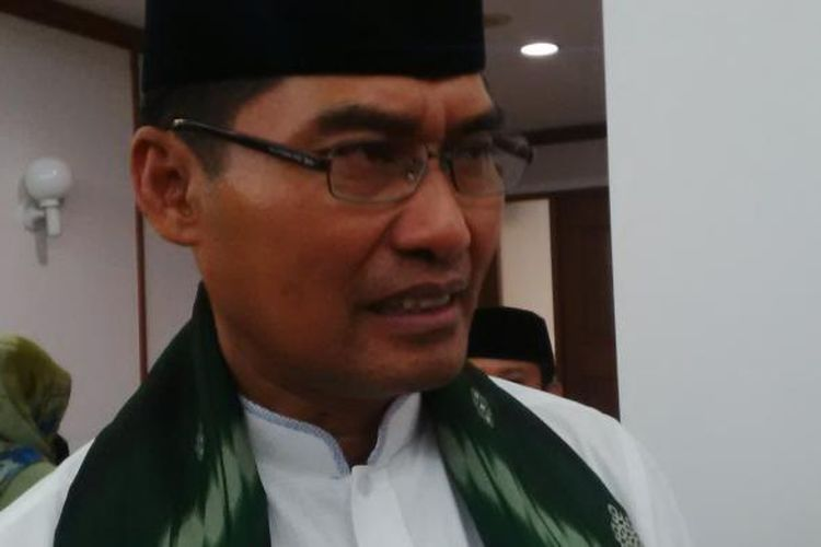 Kepala Dinas Olahraga dan Pemuda DKI Jakarta Ratiyono
