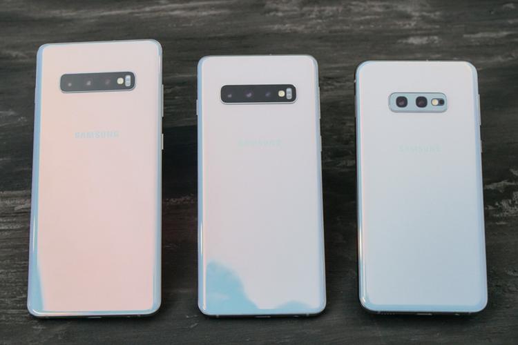 Trio Galaxy S10, S10+, dan S10e