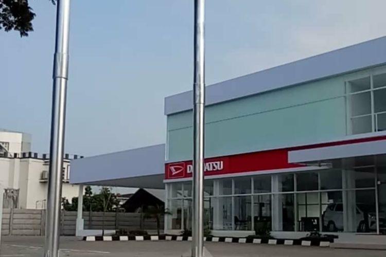 PT Mandiri Zirang Utama sebagai jaringan diler mobil Daihatsu di Yogyakarta