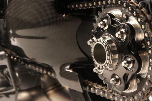 Begini Cara Mengatasi Rantai Motor Berisik