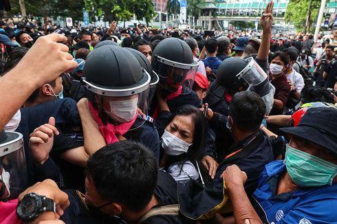 Kemenlu Sebut WNI di Thailand dalam Kondisi Aman
