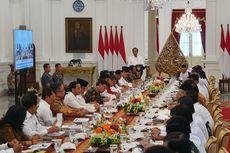 Tekan Impor BBM, Jokowi Minta Menterinya Fokus Bangun Kilang Minyak