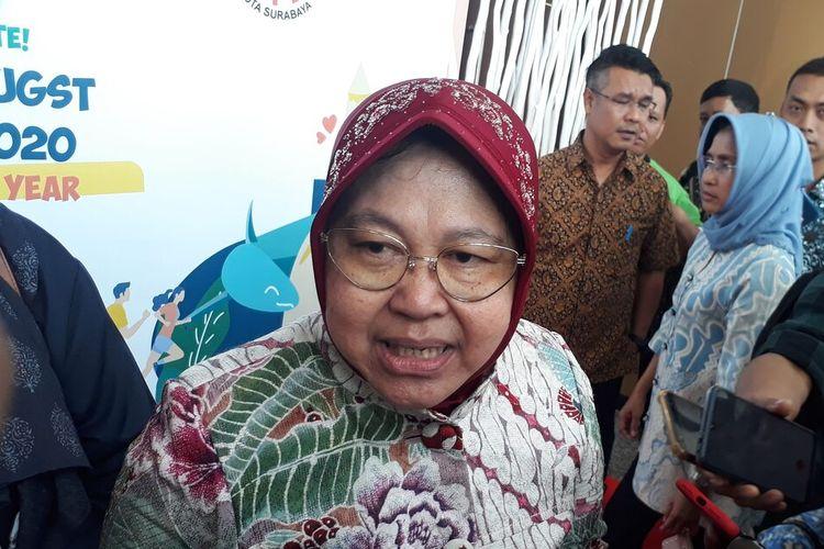 Wali Kota Surabaya dua periode Tri Rismaharini secara resmi ditunjuk Presiden Joko Widodo menggantikan Juliari P Batubara sebagai Menteri Sosial di Kabinet Indonesia Maju.