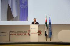 Hadiri Konvensi Antikorupsi PBB, Menkumham Sebut Revisi UU KPK sebagai Penguatan Pencegahan Korupsi