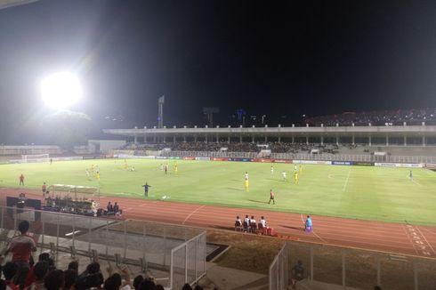 Persija Vs Kalteng di Stadion Madya, Pelatnas Atletik Pindah ke SUGBK