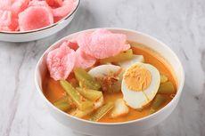 Resep Ketupat Sayur Betawi, Masakan Berkuah Santan untuk Lebaran
