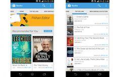 Toko Buku Google Buka di Indonesia
