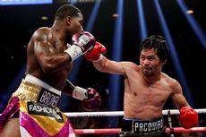 Sabet Juara WBA, Ini Cara Pacquiao Kalahkan Thurman