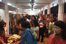 Ada Surga Batik di Bentara Budaya Jakarta
