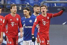 Hasil Schalke 04 Vs Bayern, Die Roten Menang Saat Para Pesaing Tumbang