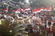 Polisi Sebut Tidak Ada Peserta Aksi Unjuk Rasa di KPK yang Diamankan