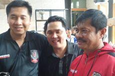 Tito dan Maruarar Datangi Ahok Bahas Keamanan Ibu Kota Jelang Final Piala Presiden