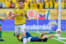 Hasil Kualifikasi Piala Dunia Zona Amerika Selatan, 23 Maret 2017