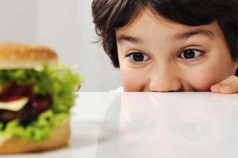 Anak Menolak Makanan Rumahan