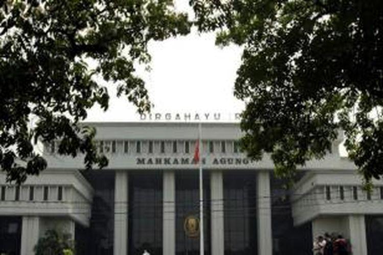 FILE - Gedung Mahkamah Agung, Jakarta Pusat, Selasa (11/8/2009).
