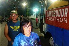 Puluhan Pelari Komunitas Ramaikan Road to Borobudur Marathon 2018